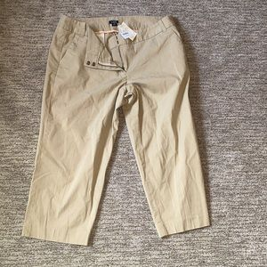 HOST PICK 🎉Jcrew Tan City Fit Pants
